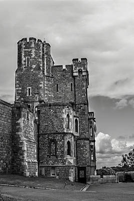 Photograph - Back Side Of Windsor Castle by Denise Dube