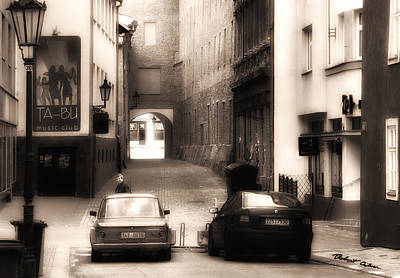 Photograph - Back Street II by Robert Culver