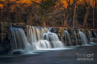 Photograph - Back To Natural Dam by Larry McMahon