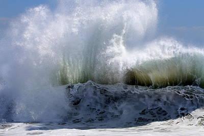 Photograph - Backwash Beast by Ron  Romanosky