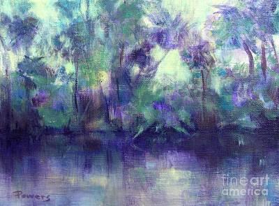 Backwater Art Print