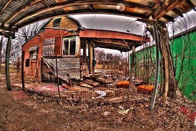 Photograph - Backyard Dream by Kimberleigh Ladd