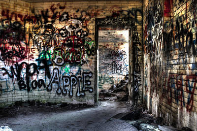 Photograph - Bad Apple by Andrew Pacheco