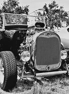 Photograph - Bad Ass Ford by Ron Roberts
