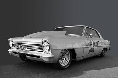 Photograph - Bad Chevy II by Bill Dutting