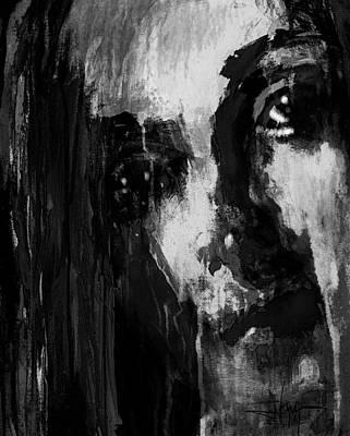 Mixed Media - Bad Dreams by Jim Vance