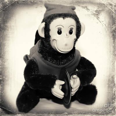 Photograph - Bad Monkey by John Rizzuto