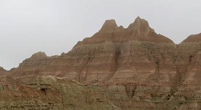 Photograph - Badlands Beauty  by Diane Mitchell