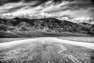 Photograph - Badwater Basin by John Rizzuto