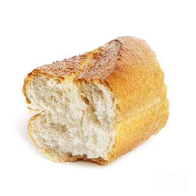Photograph - Baguette by Colin and Linda McKie