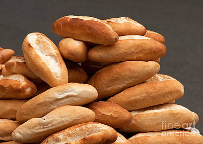 Photograph - Baguettes by Rick Piper Photography