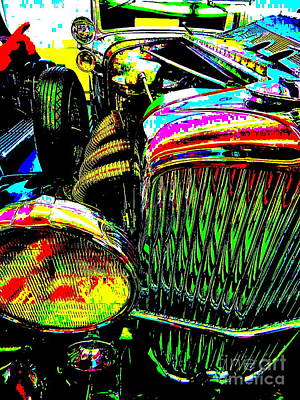 Bahre Car Show 156 Art Print