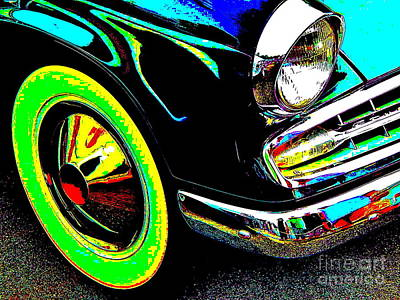 Photograph - Bahre Car Show 200 by George Ramos