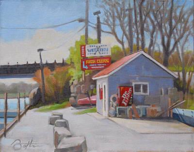 Bait Shop Original by Todd Baxter