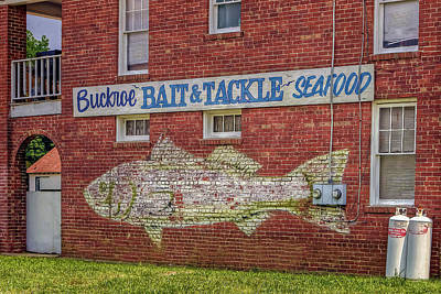 Just Desserts - Buckroe Bait Tackle Seafood Shop by Jerry Gammon