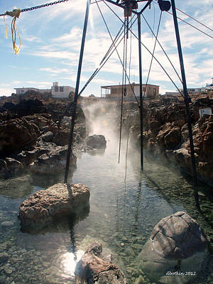 Photograph - Baja Hot Springs by Dick Botkin
