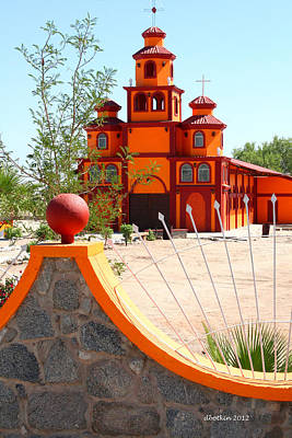 Photograph - Baja Iglesia by Dick Botkin