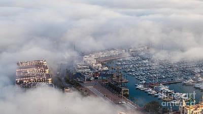 Photograph - Bajo La Niebla by Eugenio Moya