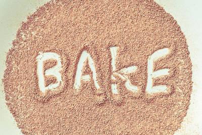 Bake Print by Tom Gowanlock