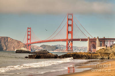 Photograph - Baker Beach by Charles Garcia