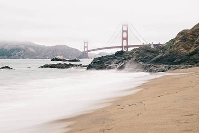 Photograph - Baker Beach by Nastasia Cook