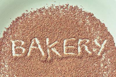 Bakery Print by Tom Gowanlock