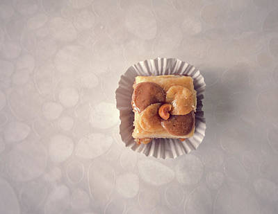 Baklawa With Almonds Art Print by Samere Fahim Photography