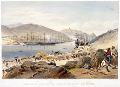 Balaclava Art Print by British Library
