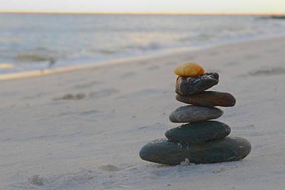 Photograph - Balance by Beth Sawickie