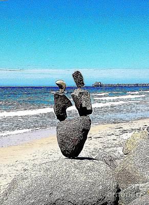 Photograph - Balance  by Bridgette Gomes
