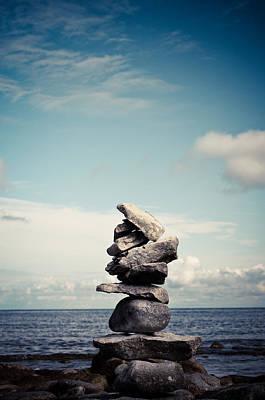 Balance Art Print by Olivia StClaire