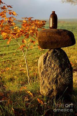 Photograph - Balance by Kerri Mortenson
