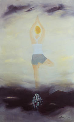 Balance Your Soul Art Print by Tara Arnold