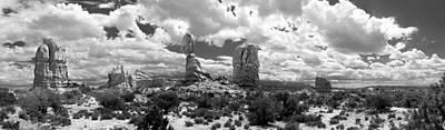 Photograph - Balanced Rock by Aaron Kittredge