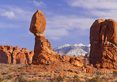 Photograph - Balanced Rock by Brian Jannsen