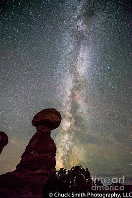 Photograph - Balanced Rock by Chuck Smith