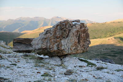 Photograph - Balanced Rock by Jenessa Rahn
