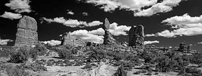 Photograph - Balanced Rock by Larry Carr