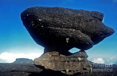 Photograph - Balancing Rock by Steven Valkenberg