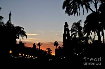 Photograph - Balboa At Sunset  by Bridgette Gomes