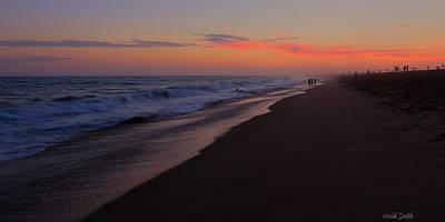 Photograph - Balboa Beach - Newport by Heidi Smith