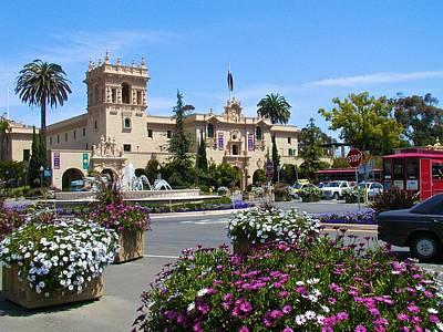 Photograph - Balboa Park by Ricardo J Ruiz de Porras