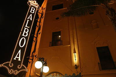 Photograph - Balboa Theatre by Nathan Rupert