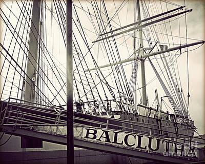 Balclutha Ship I Original by Chris Andruskiewicz