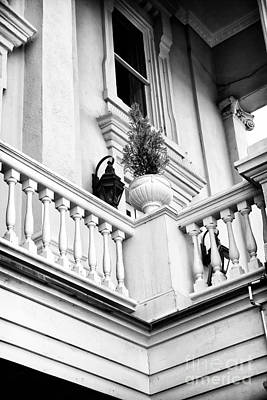 Balcony Angles Original by John Rizzuto
