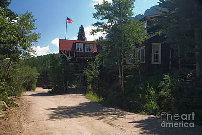 Photograph - Bald Pate Inn by Fred Stearns