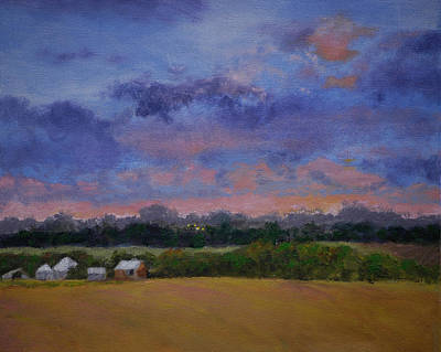 Painting - Balducci's Valley by Lorraine McFarland
