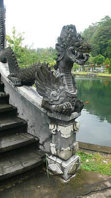 Photograph - Bali Dragon  by Jack Edson Adams