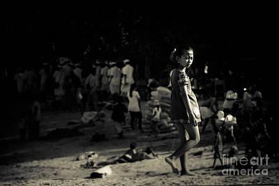 Photograph - Bali Girl by Soren Egeberg