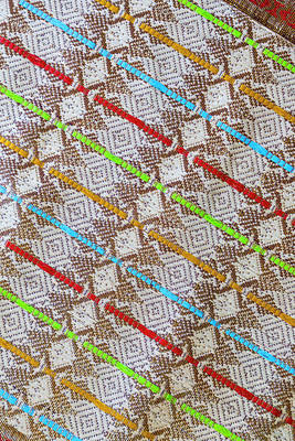 Bali, Indonesia Design Pattern Art Print by Charles O. Cecil